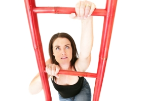 woman-climbing-ladder